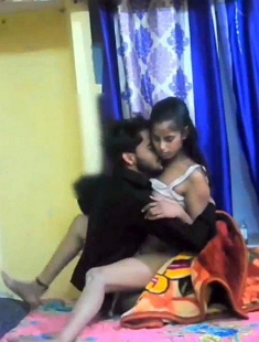 Desi Girl With Lover