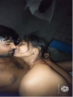 Desi Village Couple Romance In House