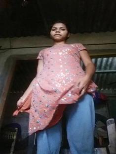 Desi Girl Record Nude Selfie For Lover