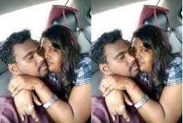 Telugu Girl Blowjob In car