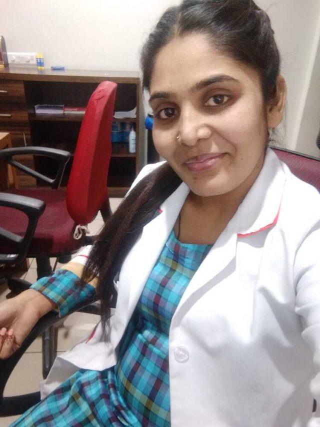 Beautiful Indian Nurse Girl Leak Pics - Des!BP