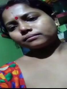 Bengali Boudi Make Video For Husband With Talk