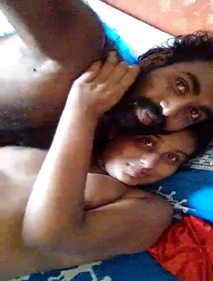 Tamil Cute Lovers Doing Romance And Sex MMS 1