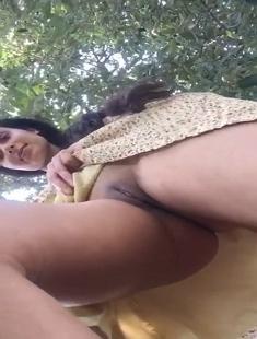 Super Sexy Babe Recording Nude Video 3