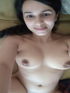 Super Sexy Babe Recording Nude Video 4