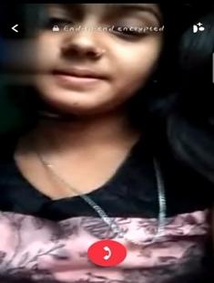 Beautiful Bengali Cute Girl Showing