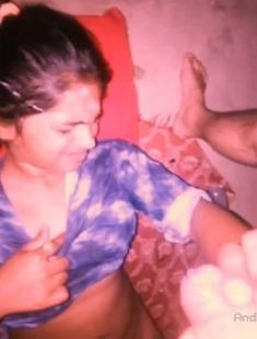 Desi Village Wife Taking Cum On Face