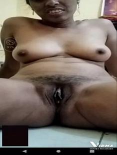 Telugu Bhabhi Fingering On Video Call