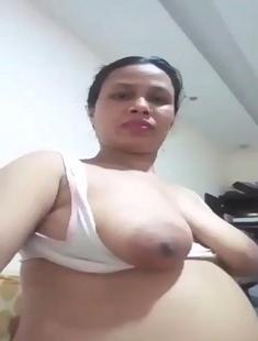 Bangladeshi Unsatisfied Bhabhi Wet Pussy Fingering And Eating Orgasm