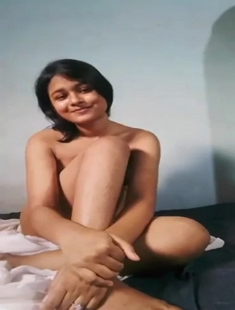 Beautiful Cute Girl Showing And Fingering