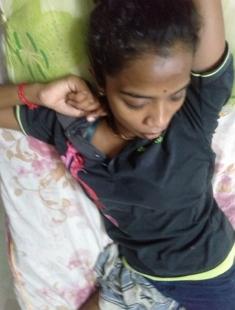 Tamil Girl Hidden Bath Leaked Video 1
