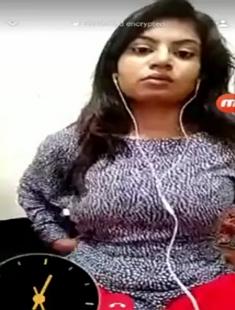 Bangladeshi Sex Girl Showing IMO Video Call