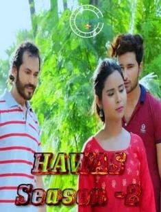 Hawas (2021) UNRATED 1080p Nuefliks Hindi S02E01 Hot Web Series